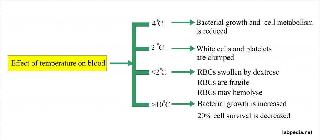 Blood banking – part 3 – Blood Donation Procedure,  and Blood Components