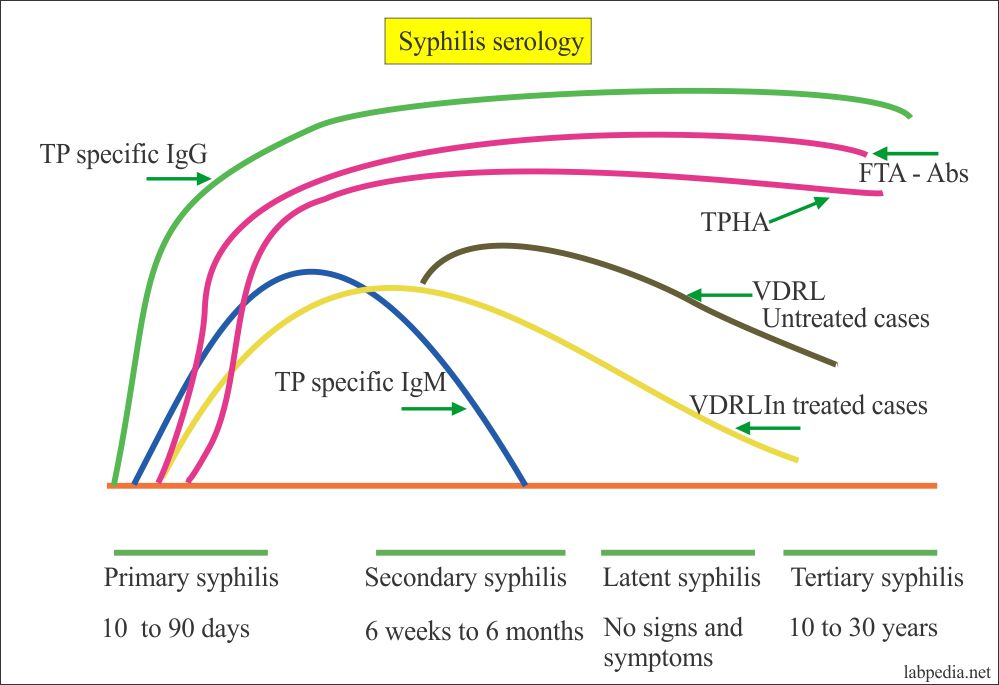 Syphilis – Part 1-  Diagnosis, VDRL, FTA-ABS, TPHA, RPR (Treponema Pallidum)
